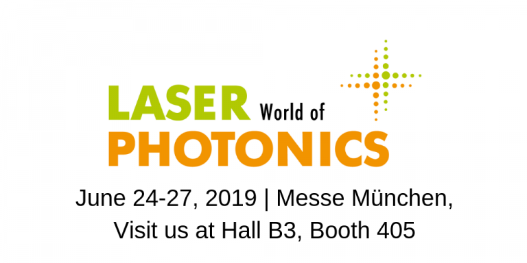 Visit us at booth B3.127 at LWOP 2019, Munich